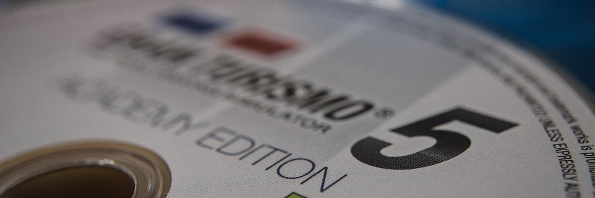 Gran Turismo 5 Academy Ediition, disco