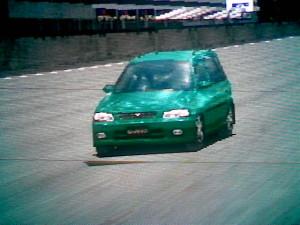 La Mazda Deeeemio